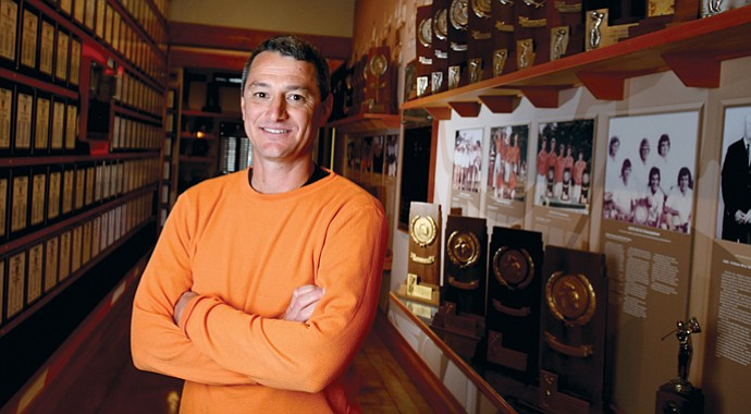 Alan Bratton will become the new head golf coach at Oklahoma State. Bratton was previously the head coach of the women's program and an assistant for the men's team at OSU.