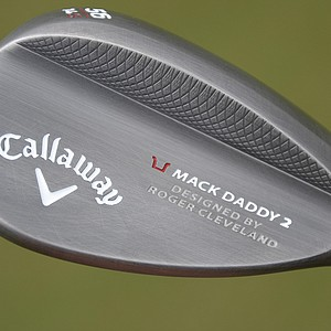 Callaway will make the new Mack Daddy 2 wedges available beginning July 12 for $119 each.