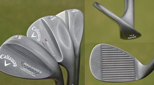Callaway has announced its latest wedges – the Mack Daddy 2 line – will be available at retail, beginning July 12.