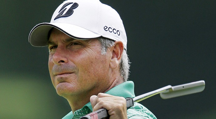 Fred Couples during the 2013 Senior Players Championship in Pittsburgh.
