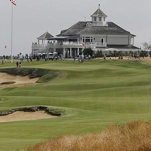 Sebonack Golf Club during the 2013 U.S. Women's Open in Southampton, N.Y.