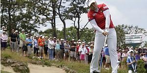 Park doubles Open lead in familiar fashion