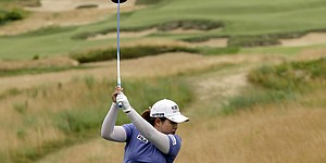 PHOTOS: Sunday at U.S. Women's Open