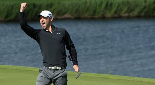 Paul Casey called an audible just before the Irish Open, switching from a Nike Method 001 putter to a Method 006.