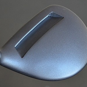 The channels of the Adams Tight Lies are designed to help the face flex more at impact for increased power.