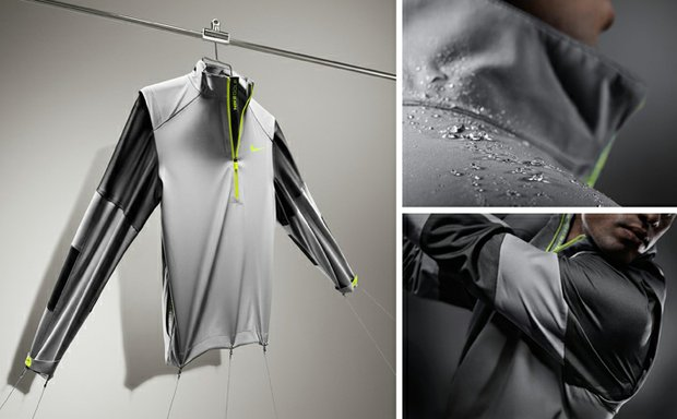 The Nike Hyperadapt Storm-FIT jacket