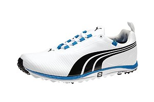 The Faas Lite men's golf shoe by Puma Golf