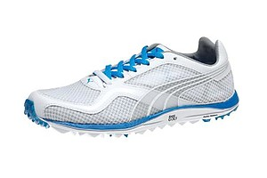 The Faas Lite Mesh women's golf shoe from Puma Golf