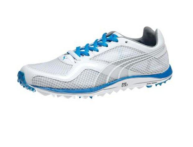The Faas Lite Mesh women's golf shoe from Puma Golf