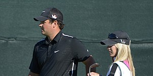 Will wife caddie for Reed at Ryder Cup?