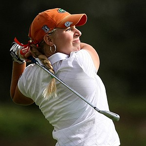 Samantha Wagner during the Annika Invitational at Reunion Resort.