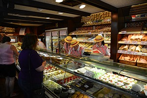 Alex Miceli's favorite bakery in St. Andrews, Fisher and Donaldson's