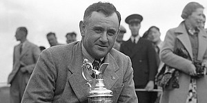 Anniversaries add to British Open history on display