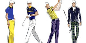 Billy Horschel's apparel for Open Championship