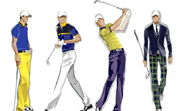 Billy Horschel's apparel for the 2013 Open Championship