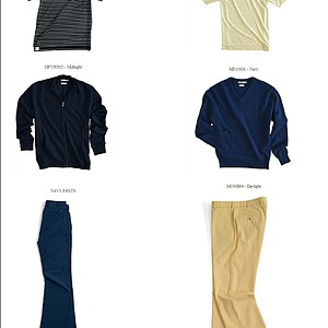 Branden Grace's scripted apparel at the 2013 Open Championship.