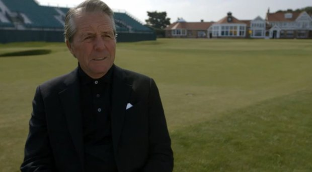 Gary Player sat down to talk about winning an Open Championship at Muirfield.