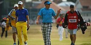 PHOTOS: Open Championship, Fashion (Rd. 1)