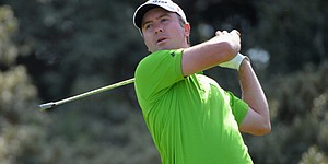 Martin Laird makes quintuple-bogey 9 on No. 3