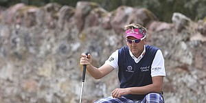 Poulter goes low in a hurry Sunday at Open