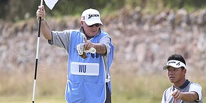 Notes: Caddie flashes back to win in 1987 Open