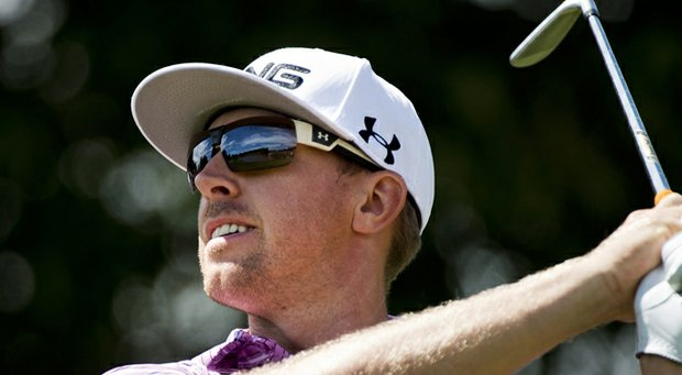 Hunter Mahan during the 2013 Canadian Open.