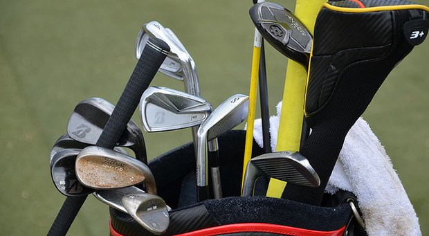 Brandt Snedeker's winning bag