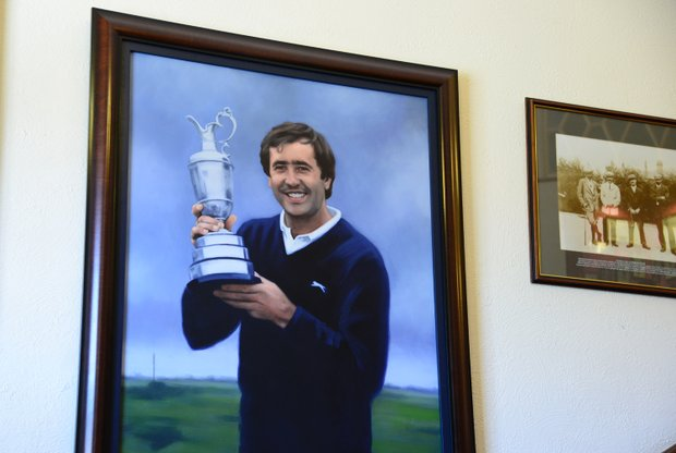 Winner of the 1988 Open Championship at Royal Lytham, Seve Ballesteros did it on a Monday after a third-round washout Saturday.