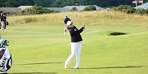 PHOTOS: Tuesday practice, Women's British Open