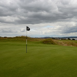 St. Rule. You should get used to this view, because it will be prominent for most of the front nine and some of the back at Castle. This is one of the true benefits of playing the Castle course.