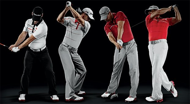 Jason Day's scripting for the PGA Championship