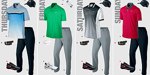 PHOTOS: Nike Golf apparel at 2013 PGA Championship