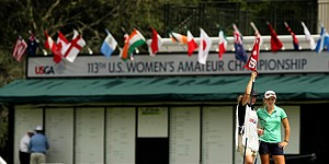PHOTOS: U.S. Women's Amateur (Monday)
