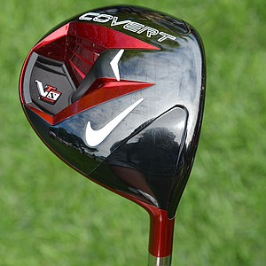 Tiger Woods is using a prototype Nike VR_S Covert Tour that he switched to before the start of the Open Championship.