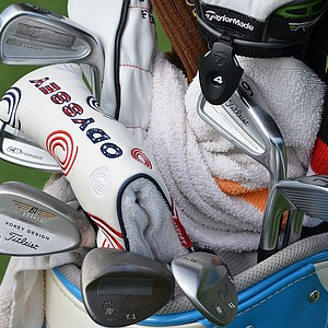 K.J. Choi recently switched to Titleist's new 714 MB irons.