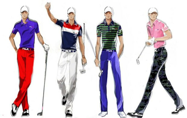 Billy Horschel's apparel for the PGA Championship.