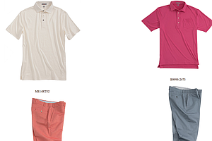 Brandt Snedeker's apparel for Saturday and Sunday at the 2013 PGA Championship