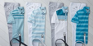 Justin Rose's apparel for 2013 PGA Championship