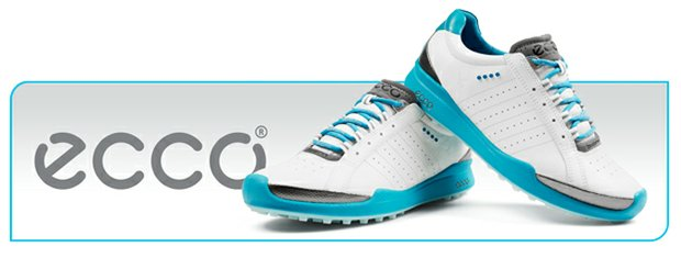 ECCO golf shoes will be the 'Official Footwear Supplier' to the 2013 European Solheim Cup Team.