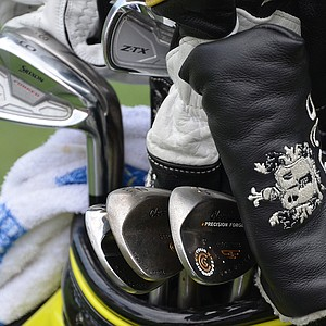 Graeme McDowell uses Cleveland Forged 588 wedges and Srixon Z-TX Forged irons.