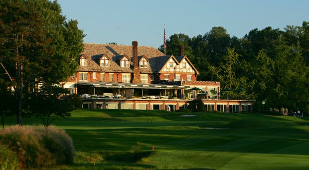 Baltusrol is one of many East Coast golf clubs allegedly targeted by two suspected burglars.