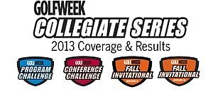Golfweek College Series 2013