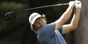 Dufner quietly finds form at Oak Hill