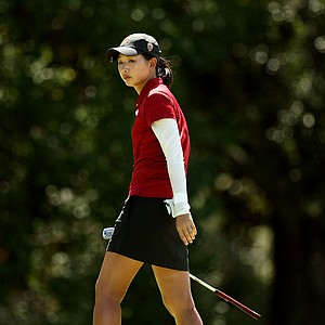 Doris Chen will face Yueer Cindy Feng in the semifinals match play at the 2013 U. S. Women's Amateur at Country Club of Charleston.