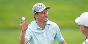 Hole-in-one for Clark on Sunday at PGA