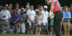 PHOTOS: Tiger Woods, PGA Championship