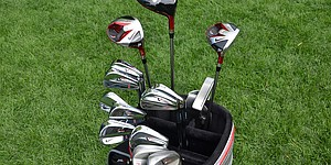 Exclusive photos: Tiger Woods' Nike Golf equipment