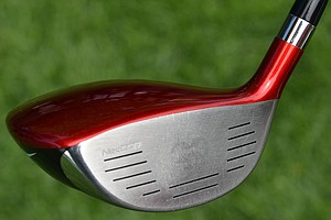 Tiger Woods also is using a 19-degree Nike VR_S Covert Performance 5-wood.