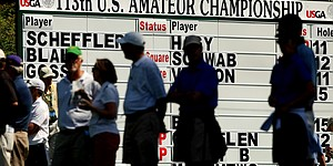 PHOTOS: U.S. Amateur (Round of 32)