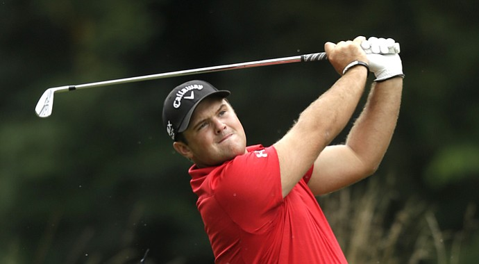 Patrick Reed during the second round of the 2013 Wyndham Championship in Greensboro, N.C.